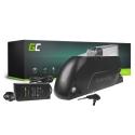 Accumulator Battery Green Cell Down Tube 36V 15.6Ah 562Wh for Electric Bike E-Bike Pedelec