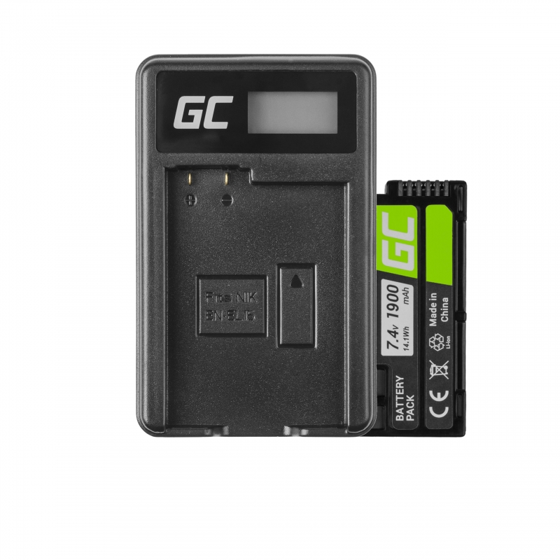 Green Cell ® Battery NB-10L for Canon PowerShot G15, G16, G1X, G3X, SX40 HS, SX40HS, SX50 HS, SX60 HS 7.4V 800mAh