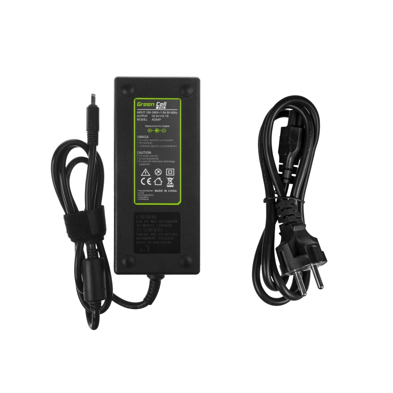 Charger Green Cell PRO 19 5V 6 7A 130W for Dell (PIN 4 5-3 0mm)