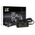 Charger / AC Adapter Green Cell PRO 19V 2.1A 40W for MSI Wind U90 U100 U110 U120 U130 U135 U270