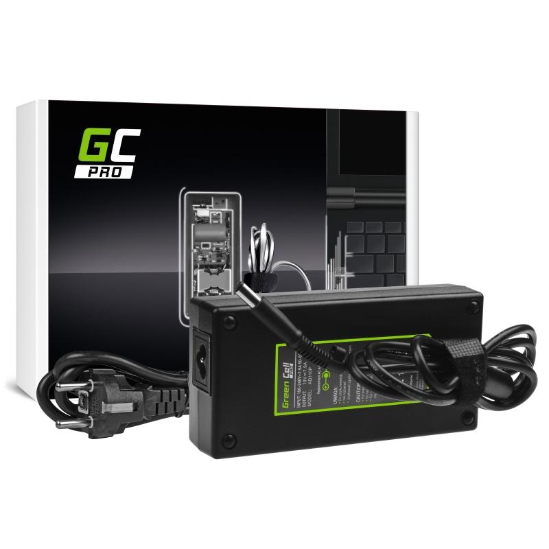 Zasilacz Ładowarka Green Cell PRO 19V 7.9A 150W do HP EliteBook 8530p 8530w 8540p 8540w 8560p 8560w 8570w 8730w ZBook 15 G1 G2