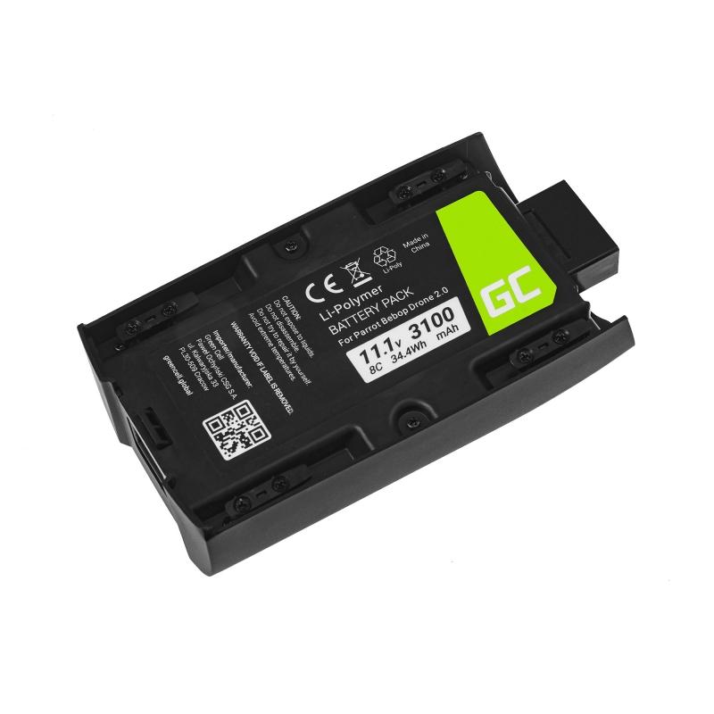 Green Cell® Battery for Parrot Bebop 2 (11.1V 3100mAh)