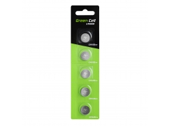 5x Green Cell CR1620 Batterie Lithiumbatterie 3V 70mAh
