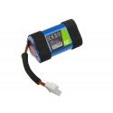 Battery ID998 Green Cell for Speaker  JBL Charge 4, 10200mAh