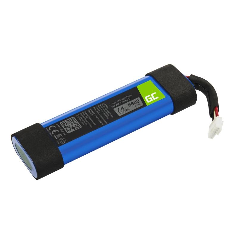 Green Cell ® Battery 2INR19/66-2 for JBL Xtreme 2 speaker