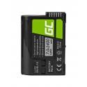 Green Cell ® Battery EN-EL15 for Nikon D850, D810, D800, D750, D7500, D7200, D7100, D610, D600 7.0V 1400mAh