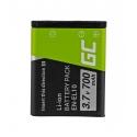 Green Cell ® Battery EN-EL10 for Nikon Coolpix S60, S80, S200, S210, S220, S500, S520, S3000 3.7V 700mAh
