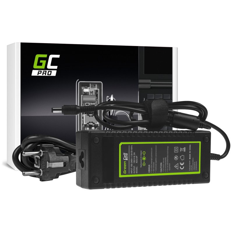 Green Cell PRO ® Charger / AC Adapter for Laptop Toshiba Satellite A35 P10 P25