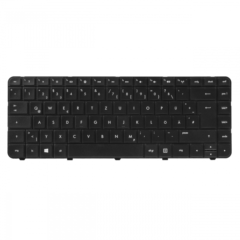 Green Cell ® Keyboard for Laptop HP COMPAQ CQ43 CQ57 CQ58 G4 G6