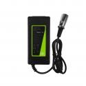 Accumulator Battery Green Cell Silverfish 24V 8.8Ah 211Wh for Electric Bike E-Bike Pedelec