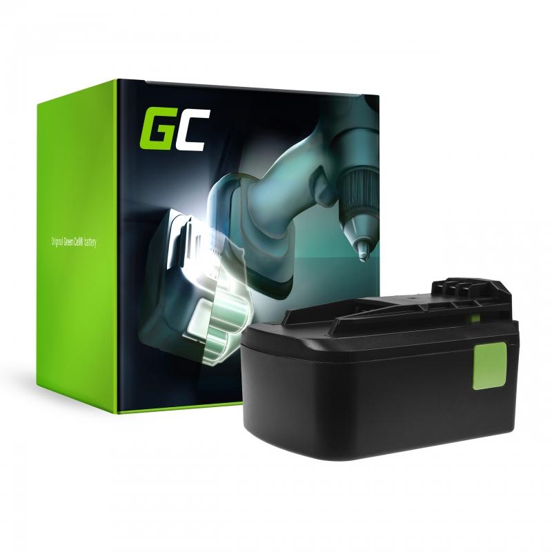Bateria Akumulator Green Cell do Festool BPC18 18V 3Ah
