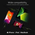 Kabel Apple 2.4A