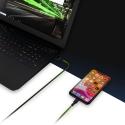 Kabel Green Cell GC PowerStream USB-A - Lightning 200 cm Apple MFi Certified