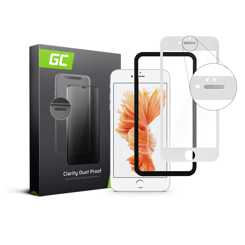 GC Clarity Screen Protector for Apple iPhone 6 Plus  - White