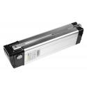Accumulator Battery Green Cell Silverfish 36V 11Ah 396Wh for Electric Bike E-Bike Pedelec