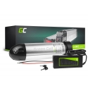 Green Cell® E-BIKE Battery 36V 12Ah Li-Ion Bottle with Charger Electric Bicycle