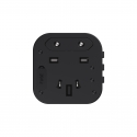 Green Cell GC TripCharge Universal Adapter for Electrical Outlets