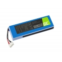 Battery  Green Cell GSP1029102 for Speaker JBL Charge 2 Charge 2 Plus Charge 2+, 6000mAh
