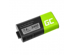 Battery 533-000116 Green Cell for Speaker MEGABOOM S-00147 UE Ultimate Ears, 3400mAh