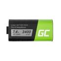 Battery 3400 mAh