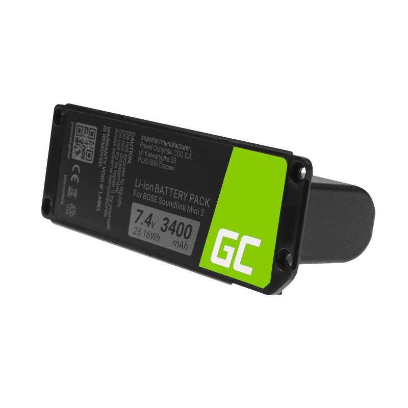Green Cell ® Akku 2INR19/66-2 für JBL Xtreme 2 lautsprecher