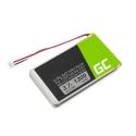 Bateria AHL03714000 Green Cell do GPS Garmin TomTom GO 530 630 720 730 930 SatNav, 1300mAh