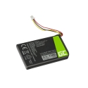 Battery 361-00056-01 Green Cell  for Garmin Nuvi 65 65LM, 1100mAh