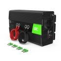 Green Cell® Car Power Inverter Converter 12V to 230V 1000W/2000W Pure sine