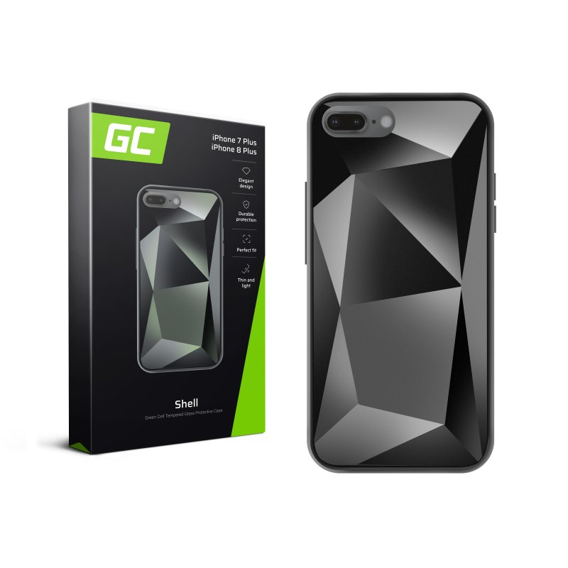 Protective Case GC Shell Cover for iPhone 7 8 SE 2020