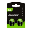 Green Cell Rechargeable