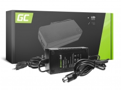 Green Cell ® Charger for Electric Bikes, Plug RCA, 29.4V, 2A