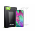 3x Screen Protector GC Clarity for Samsung Galaxy A40