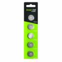 Blister 5x Bateria Litowa Green Cell CR2430 3V 290mAh Guzikowa Pastylkowa