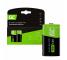 Green Cell Battery 4x D R20 HR20 Ni-MH 1.2V 8000mAh