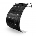 Flexibles Solarpanel Solarmodul Green Cell GC Solar Panel 100W / Monokristallin / 12V 18V / ETFE / MC4