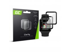2x GC Clarity Screen Protector for Apple Watch 40mm