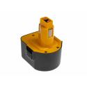 Werkzeug Akku PS130 DE9072 PS12VK für Black & Decker FS12 DeWalt 2802K DC740KA