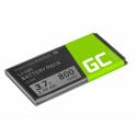 Green Cell ® Handy Akku KAB4 für Kazam Life B4 Maxcom MM720