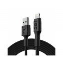 Green Cell GC PowerStream USB-A - Lightning 200cm cable for iPhone, iPad, iPod, fast charging