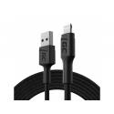 Kabel Green Cell GC PowerStream USB-A - Lightning 200cm dla iPhone, iPad, iPod, szybkie ładowanie
