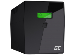 Zasilacz awaryjny UPS Green Cell 2000VA 1400W Power Proof