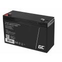 Green Cell ® Gel Battery AGM 6V 12Ah