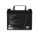 AGM Battery Lead Acid 12V 33Ah Maintenance Free Green Cell for scooters and fishing boats