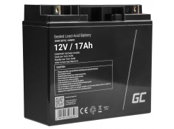 Green Cell ® Battery AGM 12V 18Ah