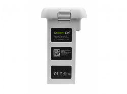 Drone battery Green Cell for DJI PHANTOM 2, DJI PHANTOM VISION 2 5,2Ah 11.1V