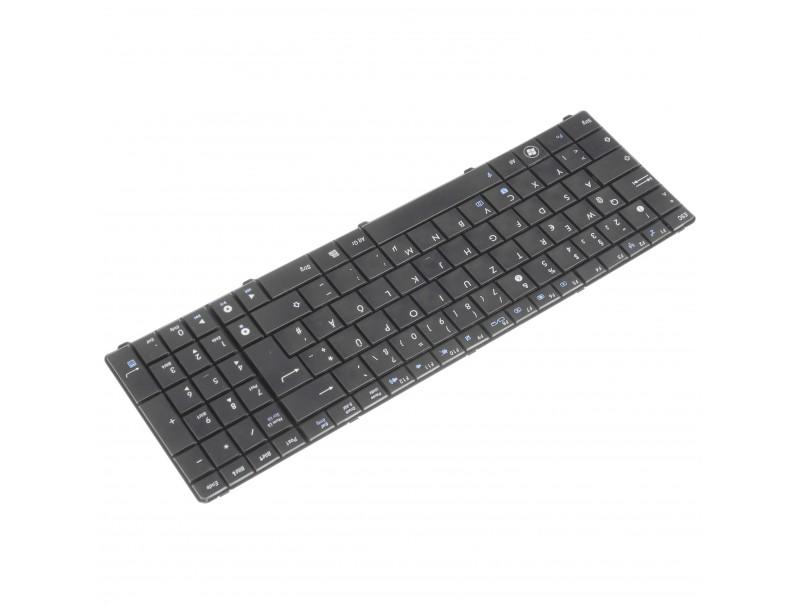 Green Cell/® Notebook Tastatur f/ür Asus K52JT-SX505V DE QWERTZ NEU