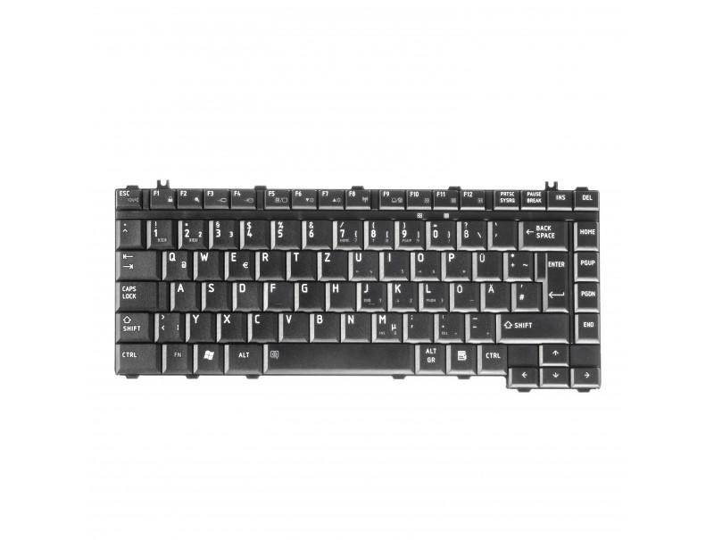 Green Cell ® Keyboard for Laptop Toshiba Satellite A300 A350 L300 L305 L315 L450 M300 M310 M500