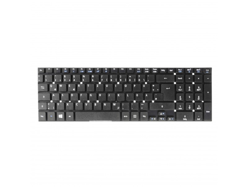 Green Cell ® Keyboard for Laptop Acer Aspire 5342 5755G E5-511 V3, Extensa 2508 2509 2510
