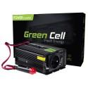 Green Cell® Car Power Inverter Converter 12V to 230V 150W/300W